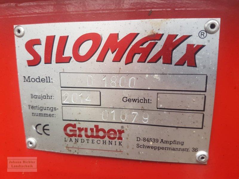 Silokamm des Typs Silomaxx D 1800, Gebrauchtmaschine in Unterneukirchen (Bild 5)