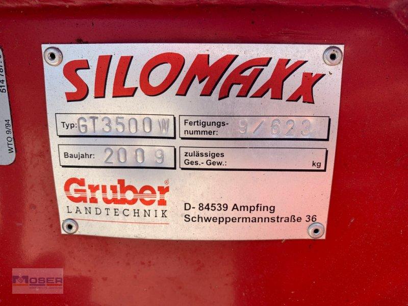 Silokamm типа Silomaxx GT 3500 W, Gebrauchtmaschine в Massing (Фотография 5)