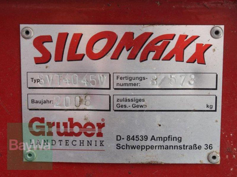Silokamm des Typs Sonstige SILOMAXX SVT 4045 W, Gebrauchtmaschine in Straubing (Bild 13)