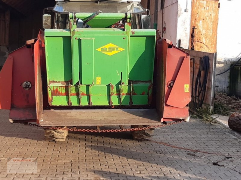 Silokamm des Typs Strautmann Siloblitz 210 KD, Gebrauchtmaschine in Schwandorf (Bild 2)