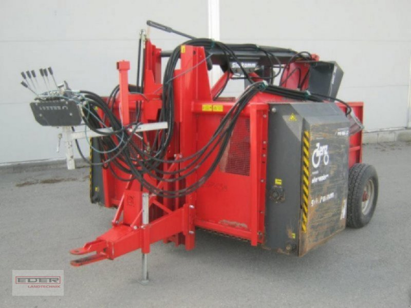 Silokamm типа Zenz Profi 4000, Gebrauchtmaschine в Tuntenhausen (Фотография 3)
