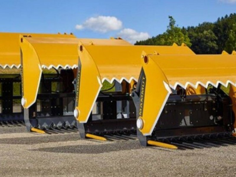 Siloverteiler typu Mammut ‼️Siloverteiler SF230‼️Wasserbefüllung‼️Front-Heckanbau‼️2,30m AB‼️Neugerät‼️, Neumaschine w Amerbach (Zdjęcie 14)