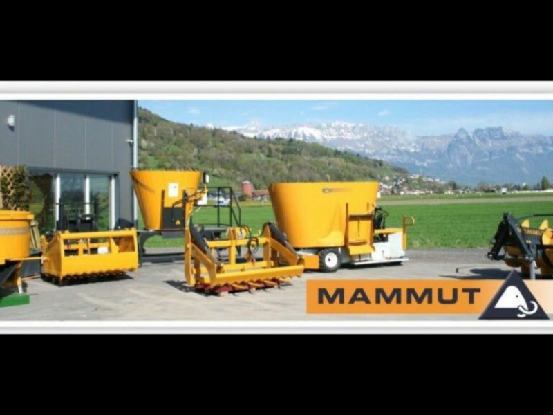 Siloverteiler typu Mammut ‼️Siloverteiler SF230‼️Wasserbefüllung‼️Front-Heckanbau‼️2,30m AB‼️Neugerät‼️, Neumaschine w Amerbach (Zdjęcie 8)