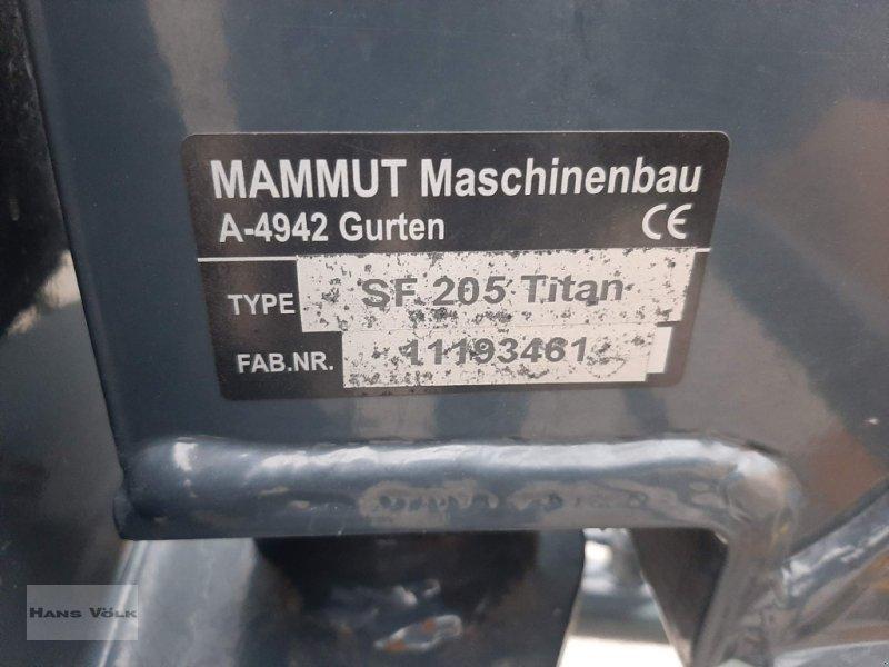 Siloverteiler des Typs Mammut SF 205 Titan, Gebrauchtmaschine in Antdorf (Bild 8)