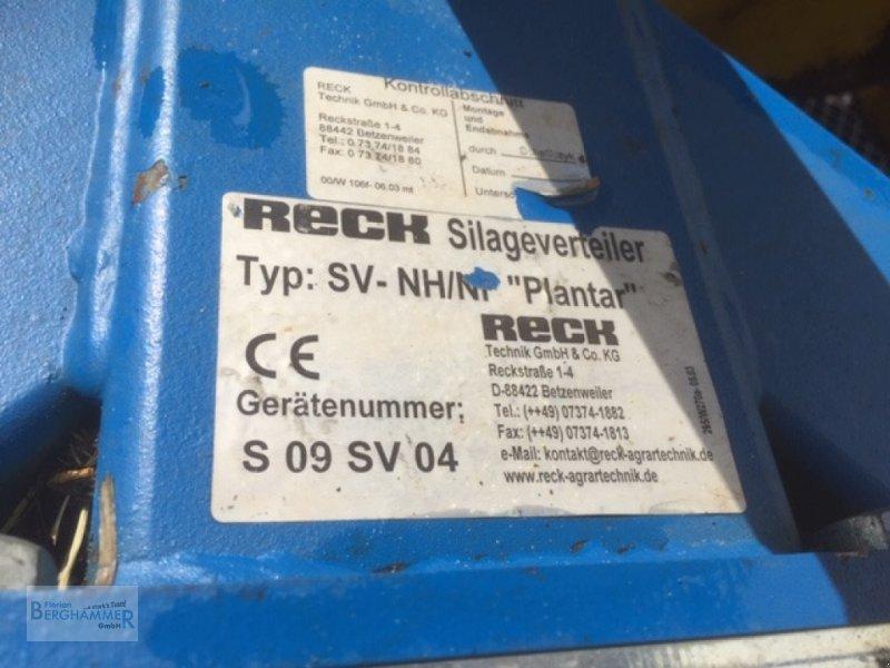 Siloverteiler typu Reck Plantar, Gebrauchtmaschine w Söchtenau (Zdjęcie 4)