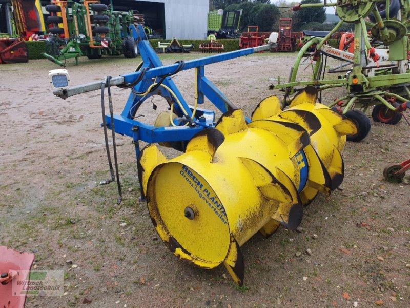 Siloverteiler des Typs Reck Plantar, Gebrauchtmaschine in Rhede / Brual (Bild 1)