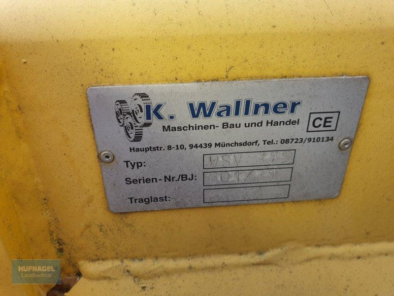 Siloverteiler typu Wallner WSV 175, Gebrauchtmaschine w Neuhof-Zenn (Zdjęcie 4)