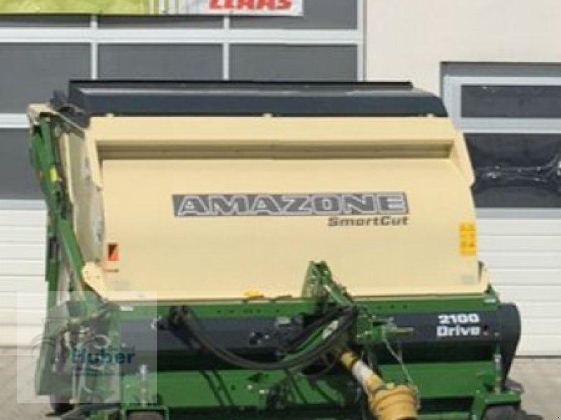 Sitzrasenmäher des Typs Amazone Grasshopper 2100 GHS DRIVE, Neumaschine in Mönchhof (Bild 1)