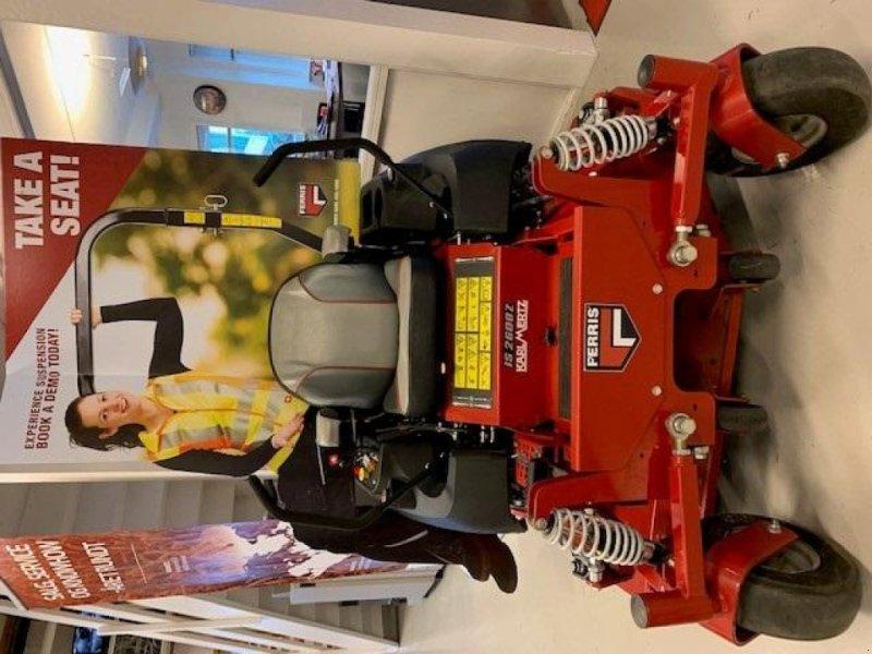 """Sitzrasenmäher des Typs Ferris ZT2600 IS m/52"""" klipper(132 cm)-3 cyl Yanmar 24 HK-DEMO, Gebrauchtmaschine in Sakskøbing (Bild 1)"""
