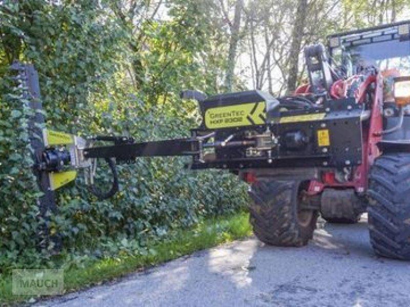 Sitzrasenmäher des Typs Greentec Heckenschere HL 182, Neumaschine in Burgkirchen (Bild 1)