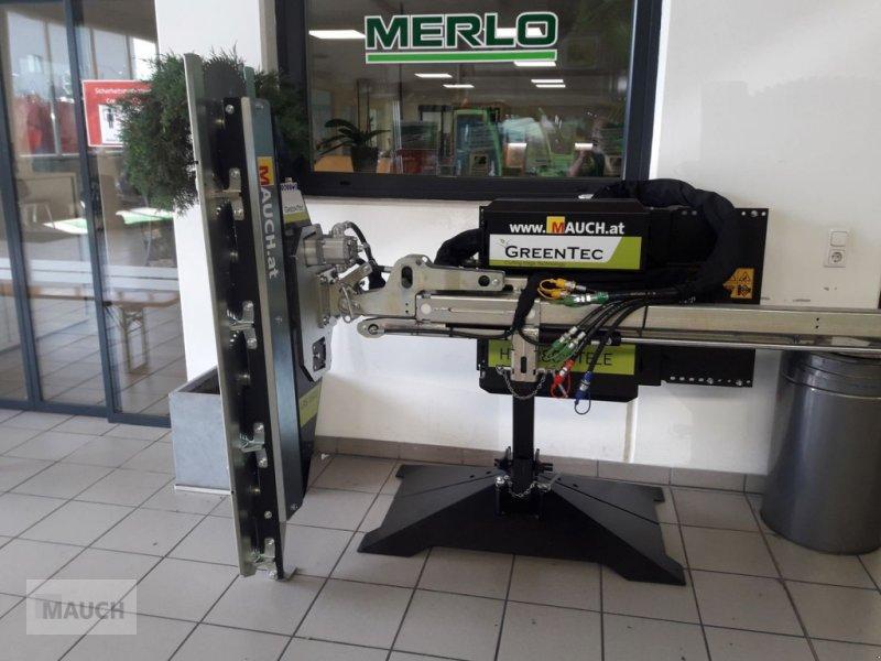 Sitzrasenmäher des Typs Greentec HXF 2802 Tele Multiträger, Neumaschine in Burgkirchen (Bild 1)