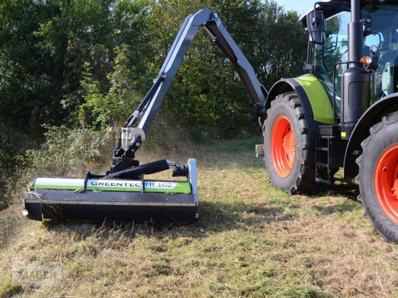 Sitzrasenmäher des Typs Greentec Scorpion 730-8S, Neumaschine in Burgkirchen (Bild 1)