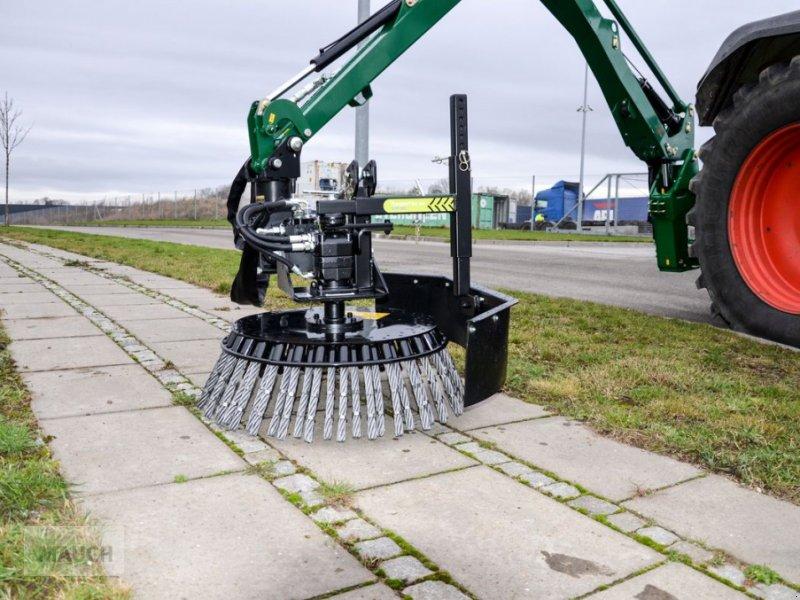 Sitzrasenmäher des Typs Greentec Wildkrautbürste BR 70, Neumaschine in Burgkirchen (Bild 1)