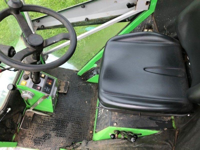 Sitzrasenmäher типа Sonstige Egholm 2150 inkl 120 cm klipper, Gebrauchtmaschine в Vejle (Фотография 5)