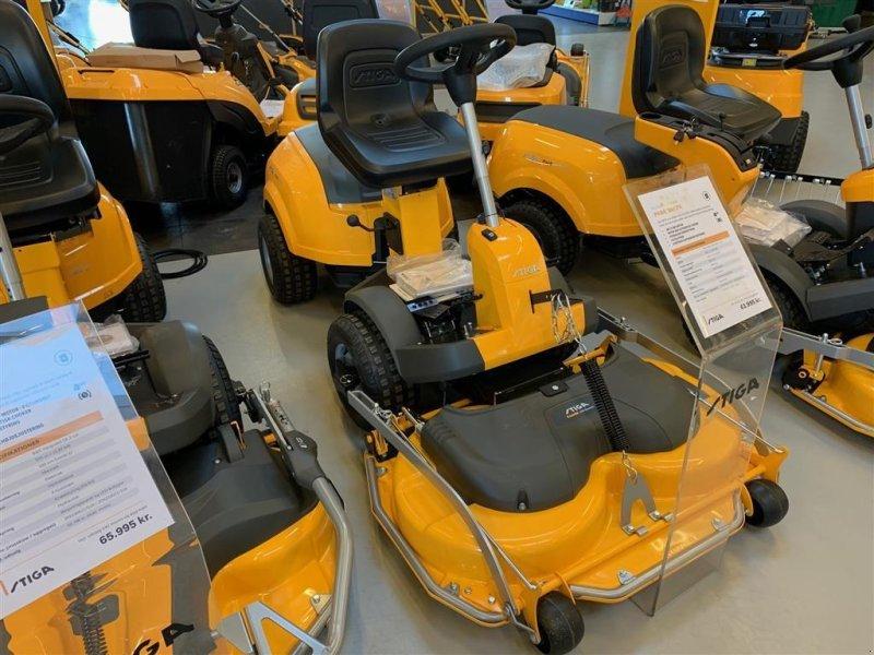 Sitzrasenmäher типа Stiga Park 340 PX 105 Combi El klippebord, Gebrauchtmaschine в Herning (Фотография 1)