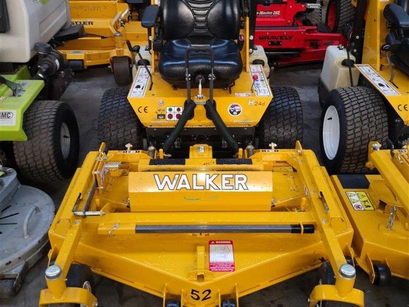 Sitzrasenmäher типа Walker H24d, Gebrauchtmaschine в Glamsbjerg (Фотография 1)