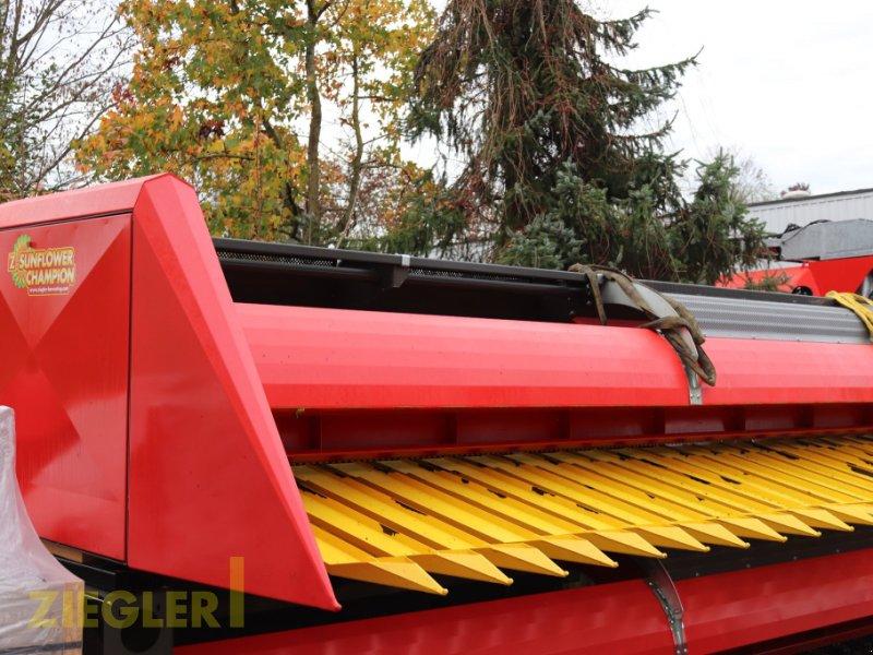 Sonnenblumenschneidwerk tip Ziegler Sonnenblumenpflücker 7,40m, Gebrauchtmaschine in Pöttmes (Poză 1)