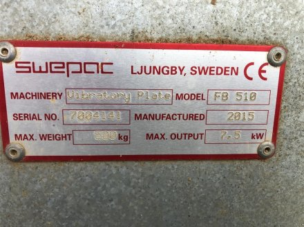 Sonstige Bagger & Lader des Typs Sonstige FB510 varme i håndtag / El tilkobling, Gebrauchtmaschine in Rødding (Bild 3)