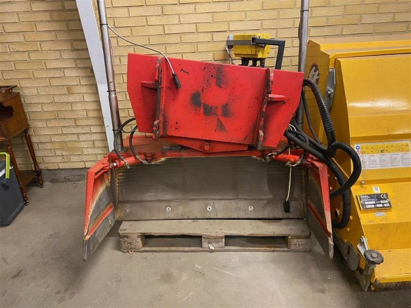 Sonstige Bagger & Lader типа Sonstige Mekos 1250 mm afretter m hydrauliske døre, Gebrauchtmaschine в Solrød Strand (Фотография 1)