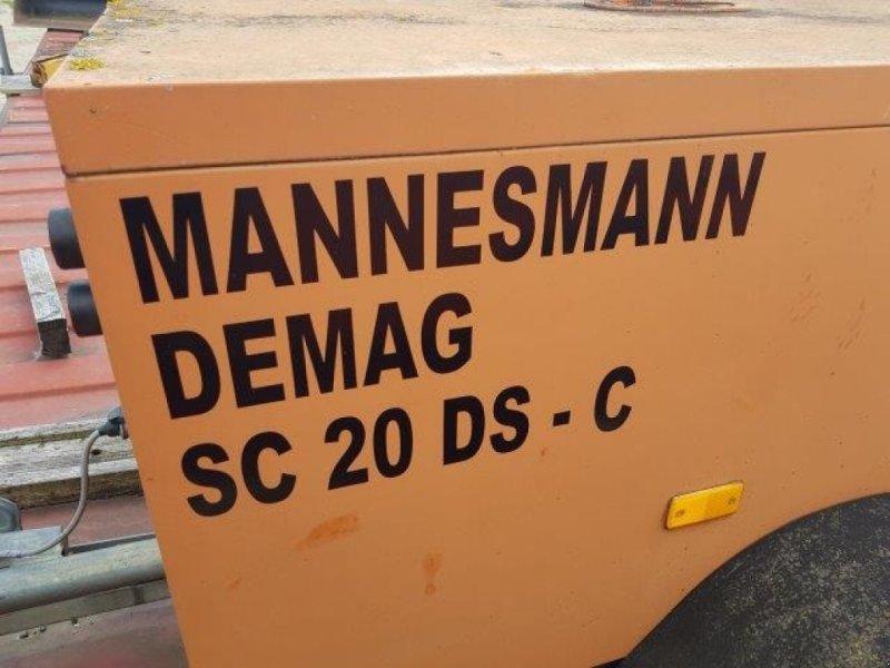Sonstige Baumaschinen-Kleingeräte типа Demag SC 20, Gebrauchtmaschine в Assens (Фотография 1)