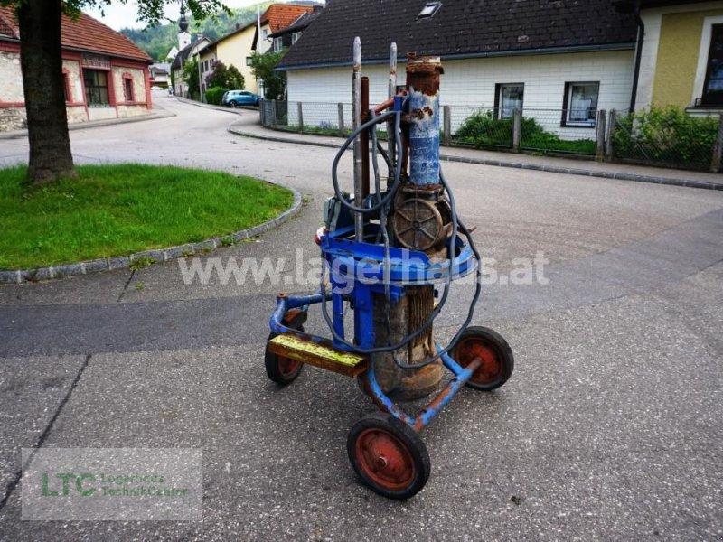 Sonstige Beregnungstechnik des Typs Vakutec 11 KW GÜLLEPUMPE, Gebrauchtmaschine in Kirchdorf (Bild 1)