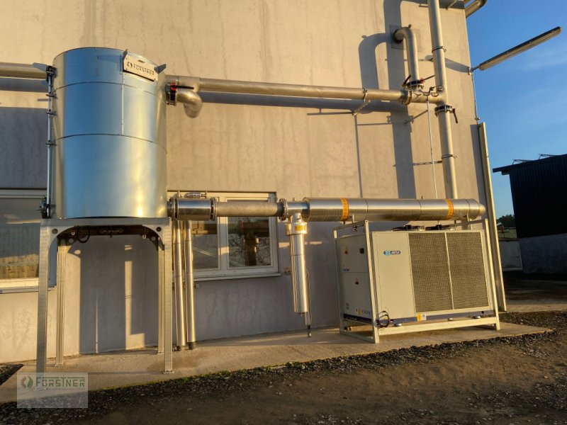 Sonstige Biogastechnik typu Forstner Gaskühlung Aktivkohlefilter, Neumaschine w Pfaffing (Zdjęcie 1)