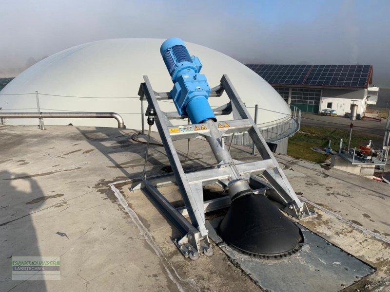 Sonstige Biogastechnik a típus Geisberger Biogasrührwerk 30 kW, Gebrauchtmaschine ekkor: Diessen (Kép 1)