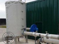Green Energy Biogas: Aktivkohlefilter Sonstige Biogastechnik
