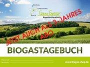 Green Energy Biogas: Biogastagebuch egyéb biogáztechnika