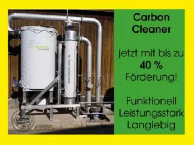 Sonstige Biogastechnik a típus Green Energy Biogas: Carbon Cleaner - jetzt mit bis zu 40 % Förderung!, Neumaschine ekkor: Mitterteich (Kép 1)