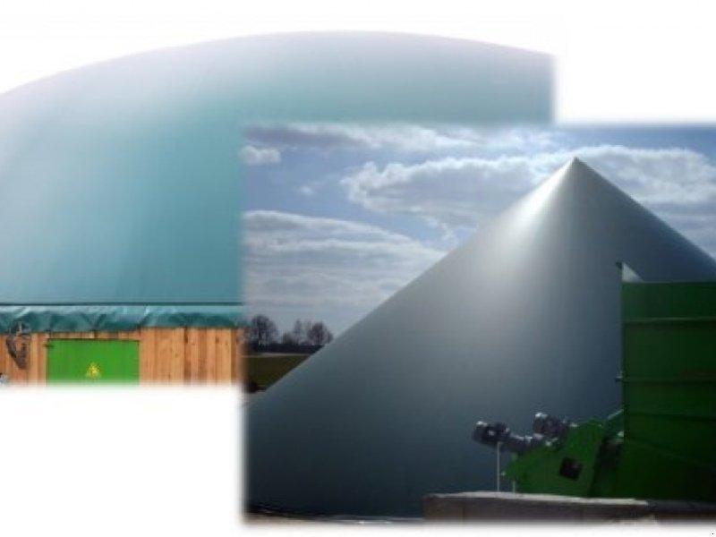 Sonstige Biogastechnik typu Green Energy Biogas: Tragluftdach - jetzt mit bis zu 40% Förderung!, Neumaschine w Mitterteich (Zdjęcie 1)