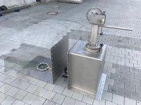 Paulmichl Gasdichte Deckendurchführung für Tauchmotorrührwerk (1) Neuwertig egyéb biogáztechnika