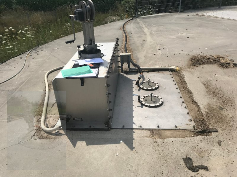 Sonstige Biogastechnik a típus Paulmichl Gasdichte Deckendurchführung für Tauchmotorrührwerk (3) gebraucht, Gebrauchtmaschine ekkor: Leutkirch (Kép 2)