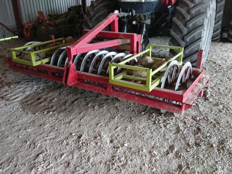 Sonstige Bodenbearbeitungsgeräte типа Dalbo 3 MTR. FRONTPAKKER, Gebrauchtmaschine в Nykøbing Falster (Фотография 1)