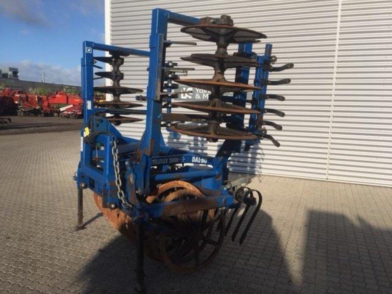 Sonstige Bodenbearbeitungsgeräte типа Dalbo 4 m frontpakker, hyd. opklap, Gebrauchtmaschine в Horsens (Фотография 1)