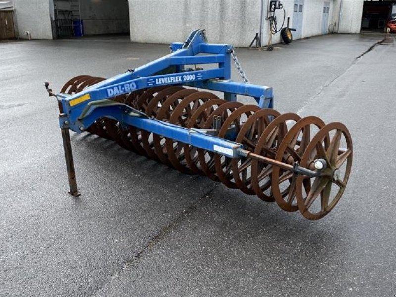 Sonstige Bodenbearbeitungsgeräte типа Dalbo Levelflex 2000 - 4 meter, Gebrauchtmaschine в Holstebro (Фотография 1)