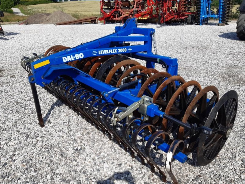 Sonstige Bodenbearbeitungsgeräte des Typs Dalbo Levelflex 4000, Gebrauchtmaschine in Hammel (Bild 1)