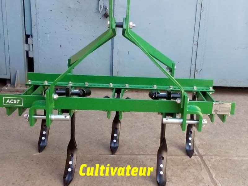 Sonstige Bodenbearbeitungsgeräte типа Geo CULTIVATEUR AC 5T, Gebrauchtmaschine в RETHEL (Фотография 1)