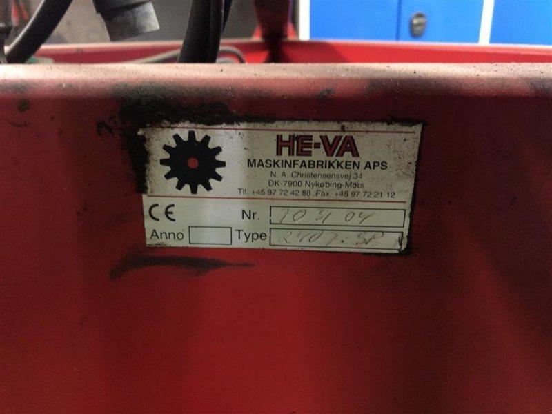 Sonstige Bodenbearbeitungsgeräte tipa HE-VA 4 m frontpakker Med Lamelplanke, Gebrauchtmaschine u Ringe (Slika 5)