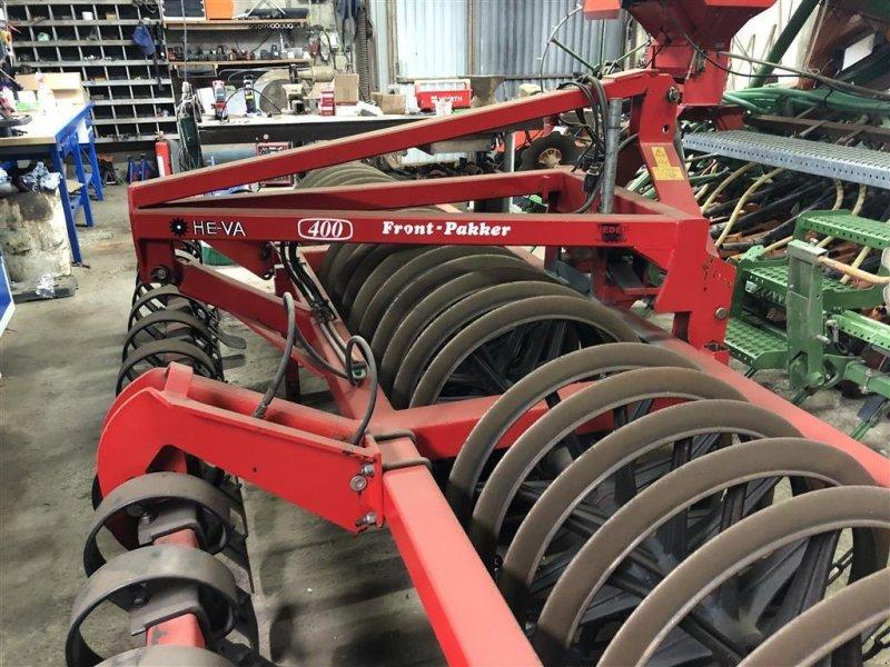 Sonstige Bodenbearbeitungsgeräte tipa HE-VA 4 m frontpakker Med Lamelplanke, Gebrauchtmaschine u Ringe (Slika 4)