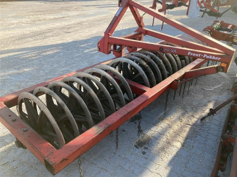 Sonstige Bodenbearbeitungsgeräte типа HE-VA 4 m frontpakker, Gebrauchtmaschine в Mern (Фотография 1)