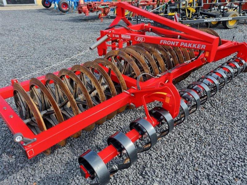 Sonstige Bodenbearbeitungsgeräte типа HE-VA Front-Pakker 4 meter hydr. Crossboard., Gebrauchtmaschine в Nykøbing Falster (Фотография 1)