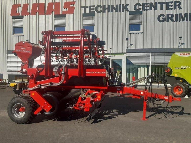Sonstige Bodenbearbeitungsgeräte des Typs HE-VA Grass-Roller 6.3, Gebrauchtmaschine in Grimma (Bild 1)