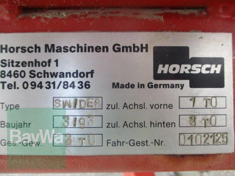 Sonstige Bodenbearbeitungsgeräte des Typs Horsch DÜNGETANKWAGEN SW/DE 6 #777, Gebrauchtmaschine in Schönau b.Tuntenhausen (Bild 6)