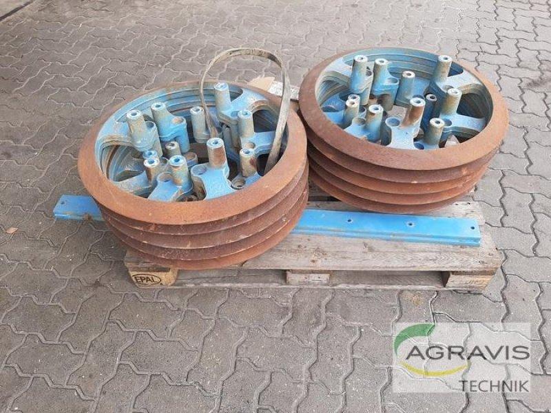 Sonstige Bodenbearbeitungsgeräte des Typs Lemken PACKERRINGE, Gebrauchtmaschine in Königslutter (Bild 1)