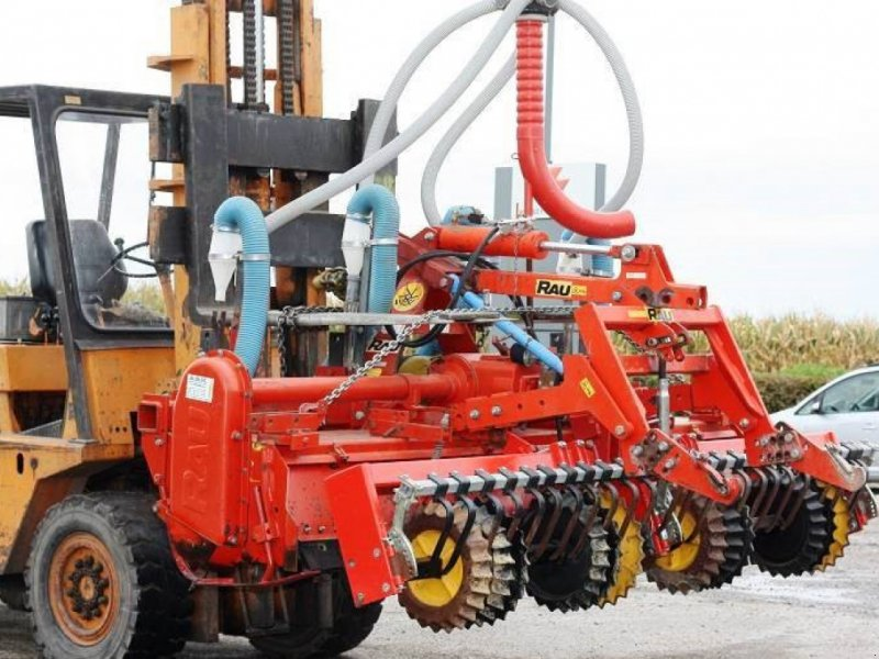 Sonstige Bodenbearbeitungsgeräte типа Rau Rotortiller Streifensaat, Gebrauchtmaschine в Schutterzell (Фотография 1)