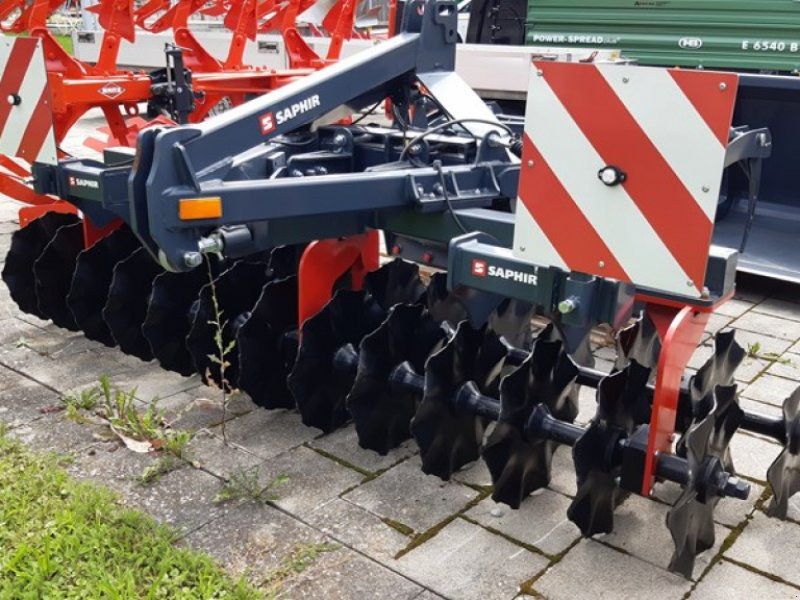 Sonstige Bodenbearbeitungsgeräte tipa Saphir RollStar TD 300 TwinDisc Walze, Gebrauchtmaschine u Ersingen (Slika 1)