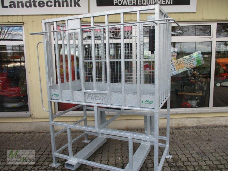 Sonstige Bühnen a típus Fliegl Arbeitsbühne, Neumaschine ekkor: Markt Schwaben (Kép 3)
