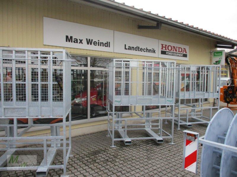 Sonstige Bühnen a típus Fliegl Arbeitsbühne, Neumaschine ekkor: Markt Schwaben (Kép 1)