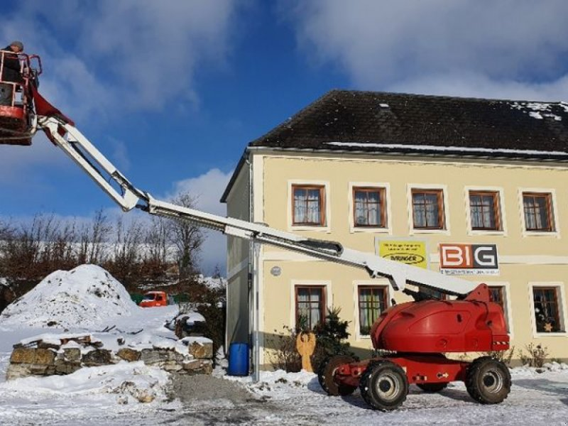 Sonstige Bühnen a típus JLG 460SJ Teleskop Arbeitsbühne 4x4, Gebrauchtmaschine ekkor: Brunn an der Wild (Kép 1)